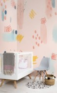 Идеи оформления стен в детской комнате
