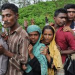 Rohingyas (image taken without permission from says.com)