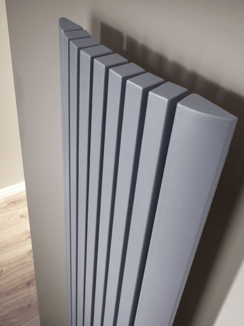 Wohnzimmer In English Vertical Radiators: - Cord Room Radiator | Online Radiators Eu