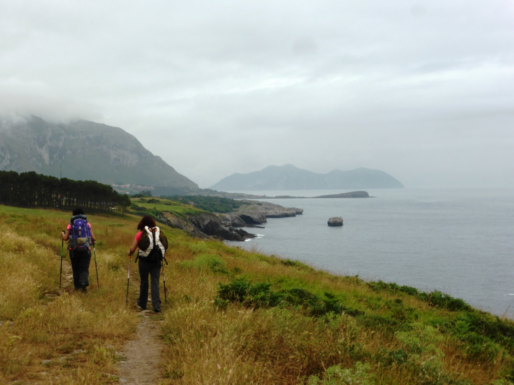 Camino Del Norte July 2017 Camino Del Norte Cantabria Blog At The Raftblog At The Raft