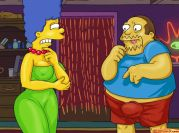 The Simpsons – Homer, Marge and the Type of Cartoons