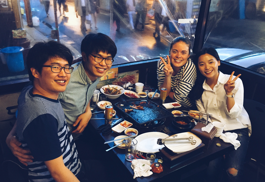 sinchon-dinner