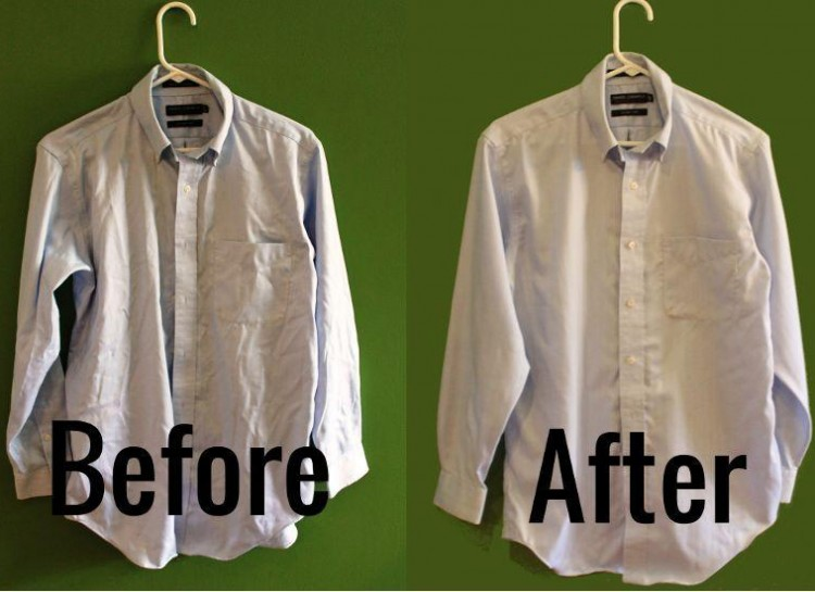 How to Eliminate Wrinkles From Your Outfits - The Wardrobe ...