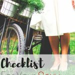 Checklist for your sexy engagement photo shoot - Pin