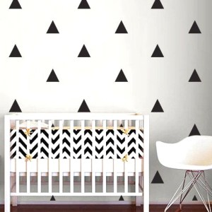 Nursery Wall Decor to Customize Baby's Room + Linkup