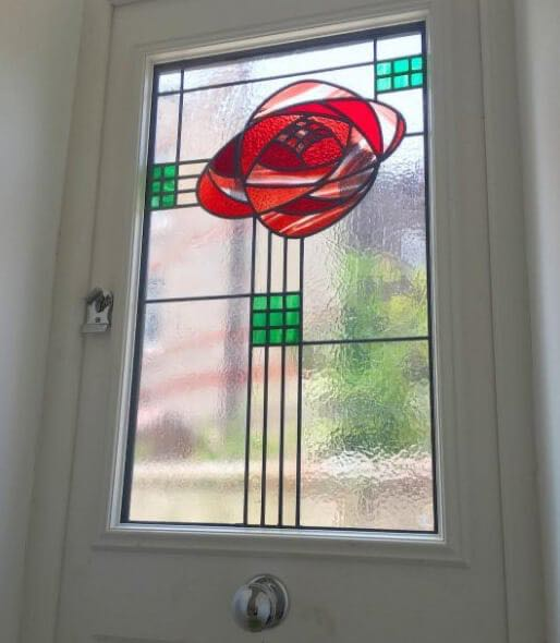 Bespoke Stained Glass Solidor Didsbury