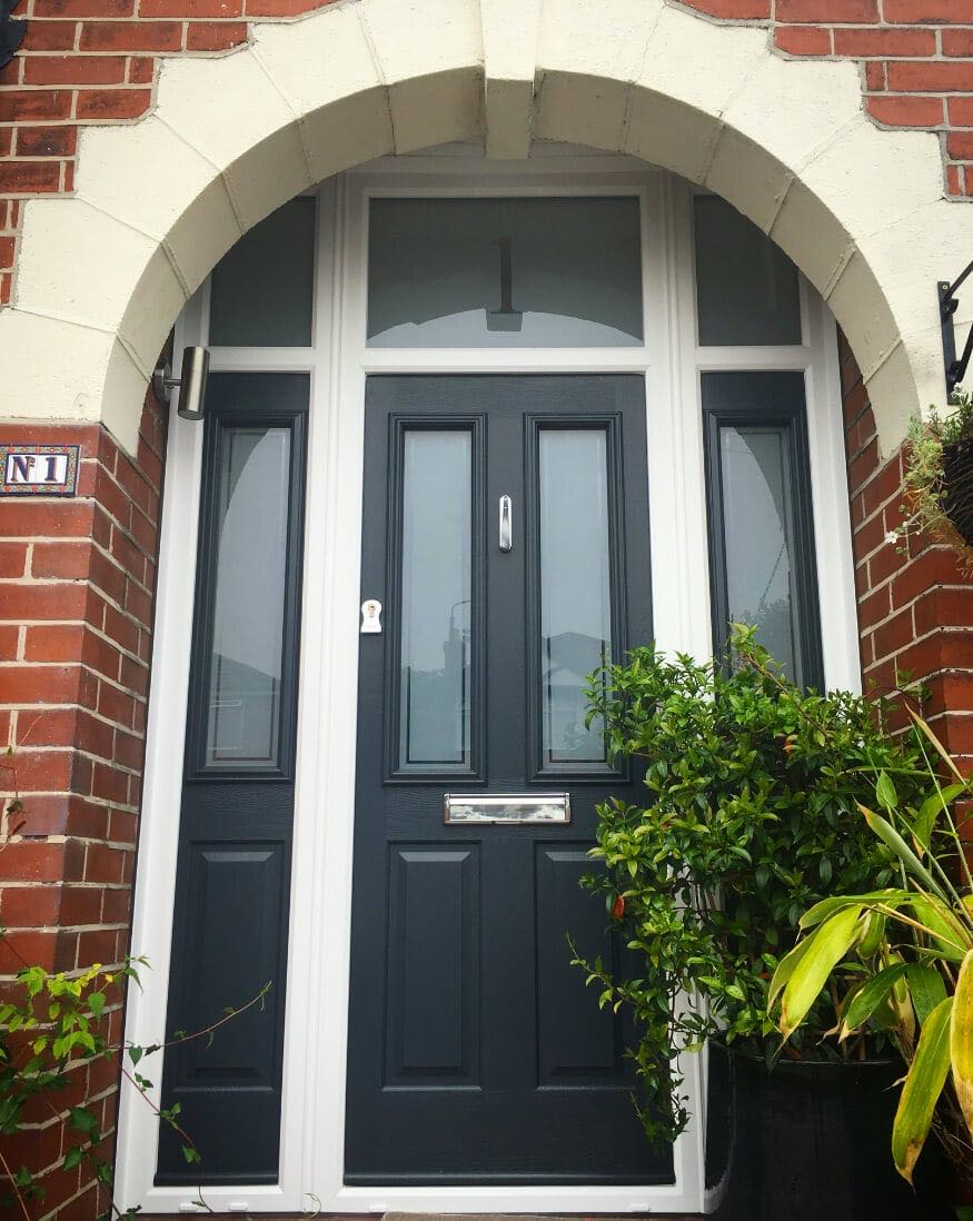 Black Solidor Sale Manchester