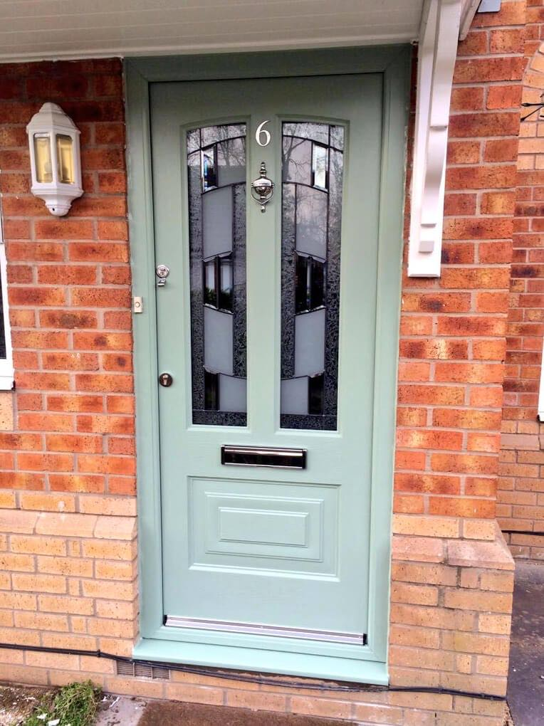 Chartwell Green Rockdoor