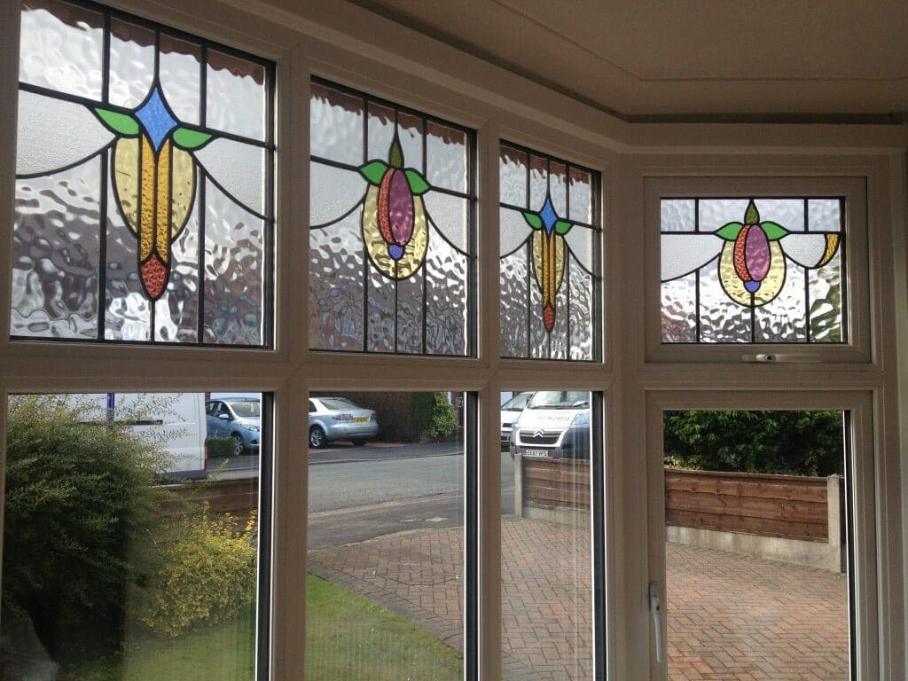 Windows On Sale Period Stained Glass Bay Window Sale The Window Company
