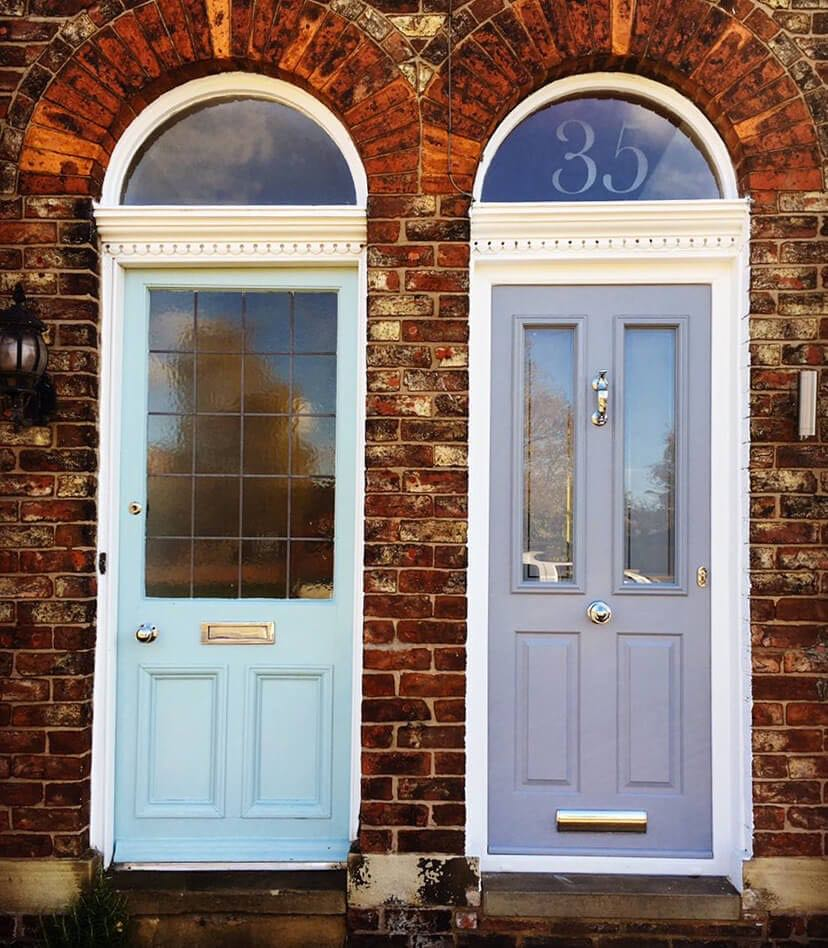 Old and New Doors Solidor Wilmslow