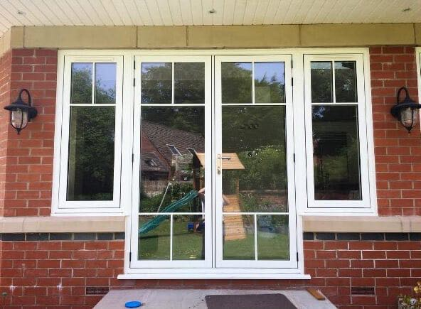 Residence 9 French Doors