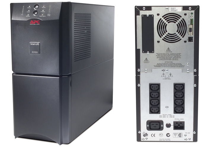 Converting an APC Smart-UPS 2200i to 24V - Page 1