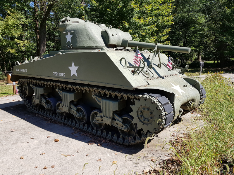 Fisher M4a375w Shermans