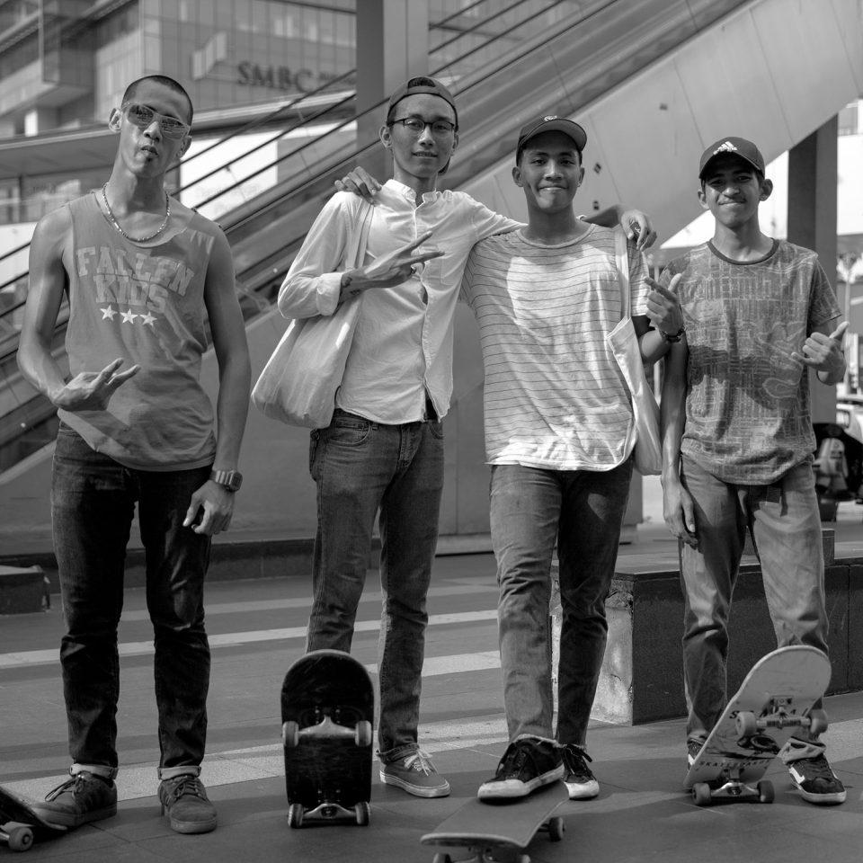 Ampang Park Street Gang