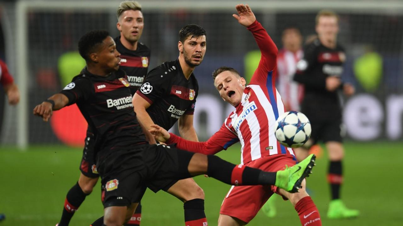 Atletico Madrid Vs Bayer Leverkusen Was Beautifully Chaotic