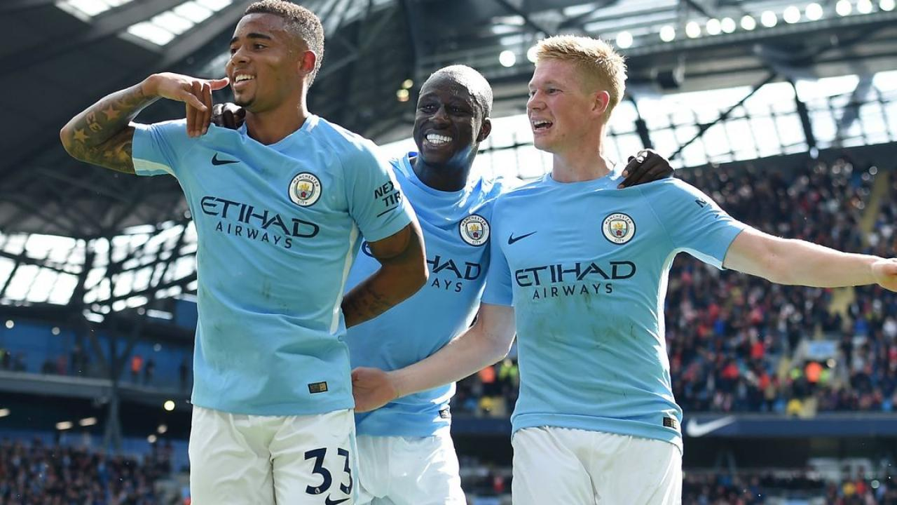 Manchester City Are On Pace To Break The Epl Single Season Goal Record