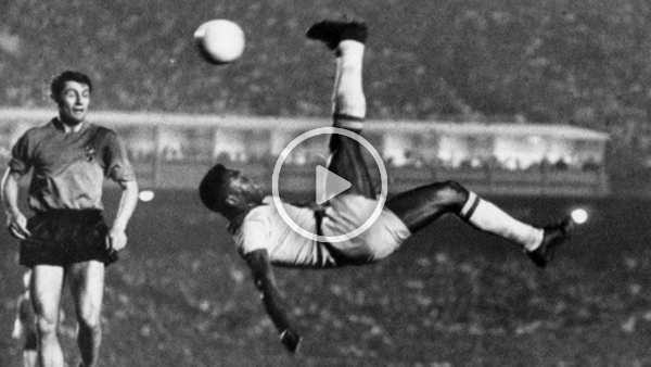 Facebook Wallpaper Quotes From Soccer Players The Greatest Goal Pele Ever Scored Recreated The18