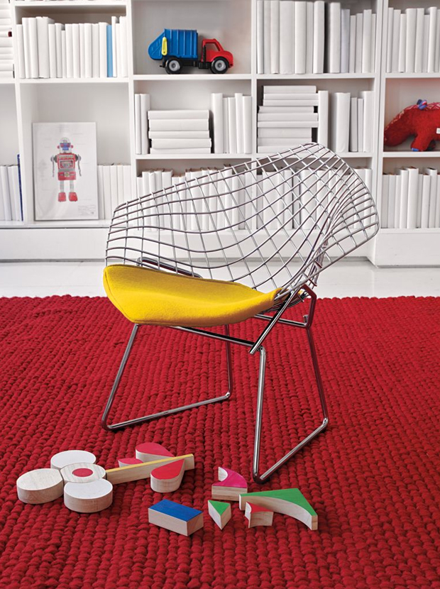 Barcelona Chair Knoll Knoll Child Size Chairs | Oen