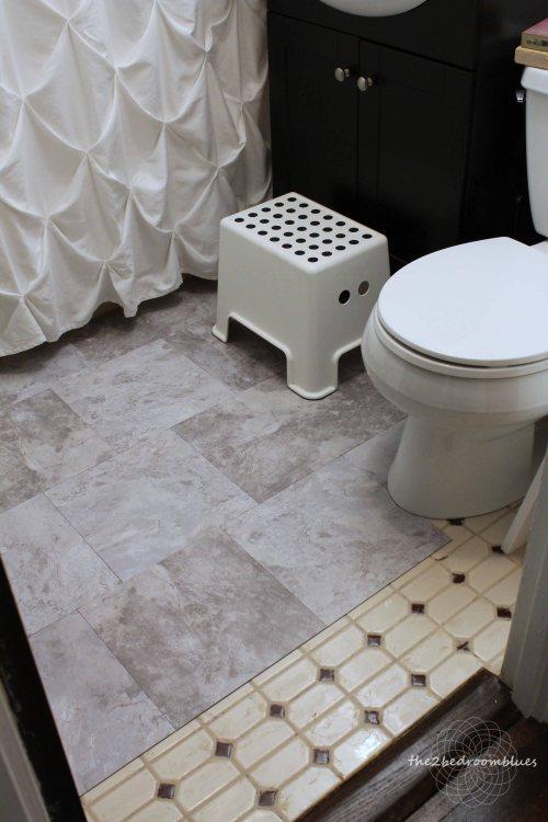 Medium Of Tile Over Tile