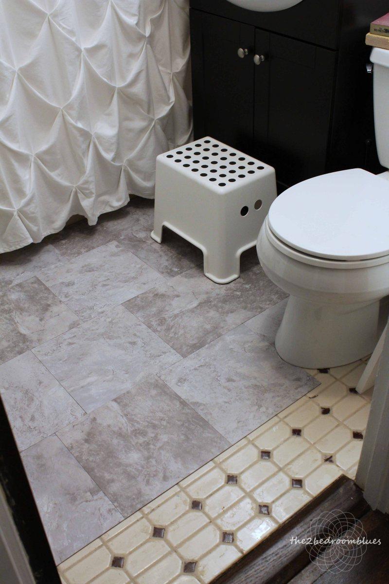 Large Of Tile Over Tile