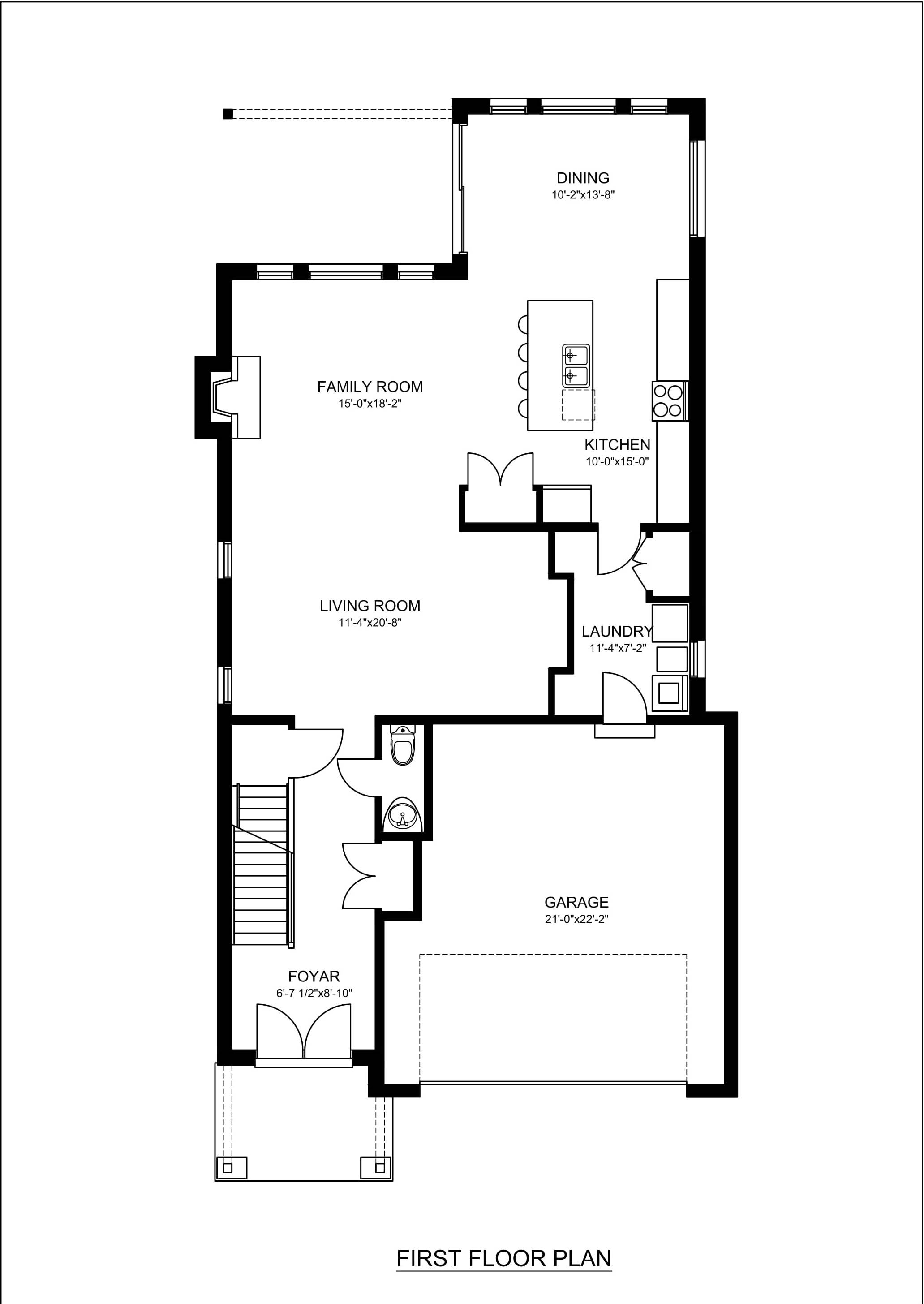 Flat Plan Samples The 2d3d Floor Plan Company