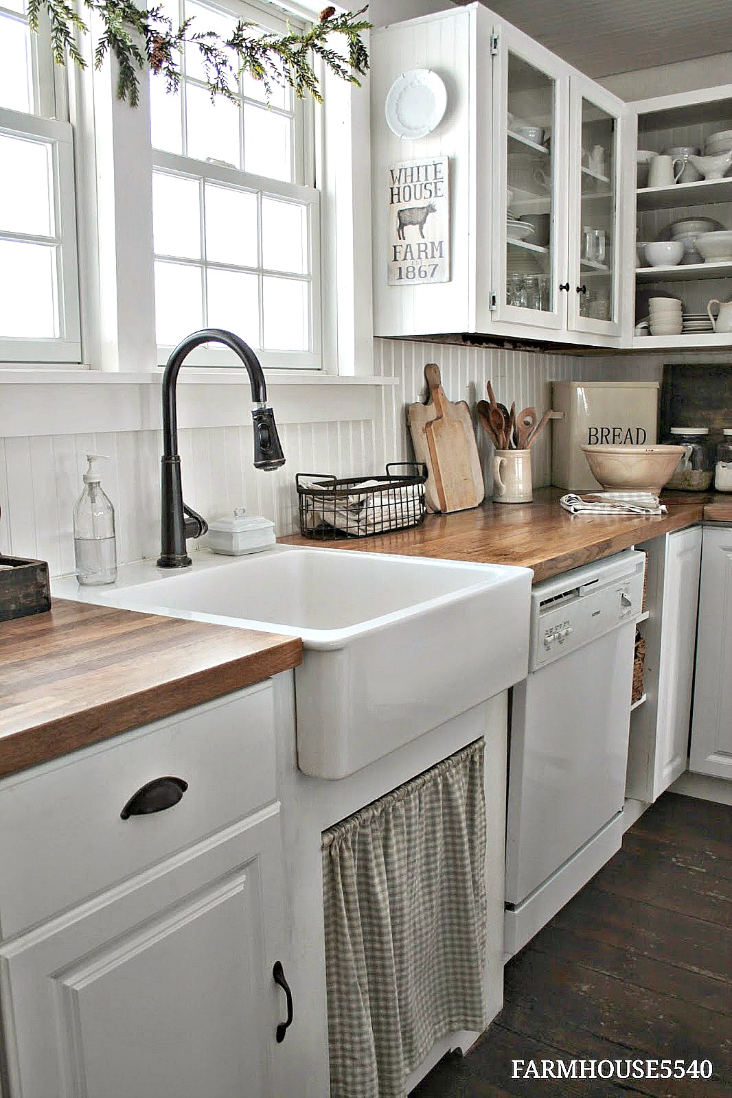 Kitchen Decor Farmhouse Kitchen Decor Ideas The 36th Avenue