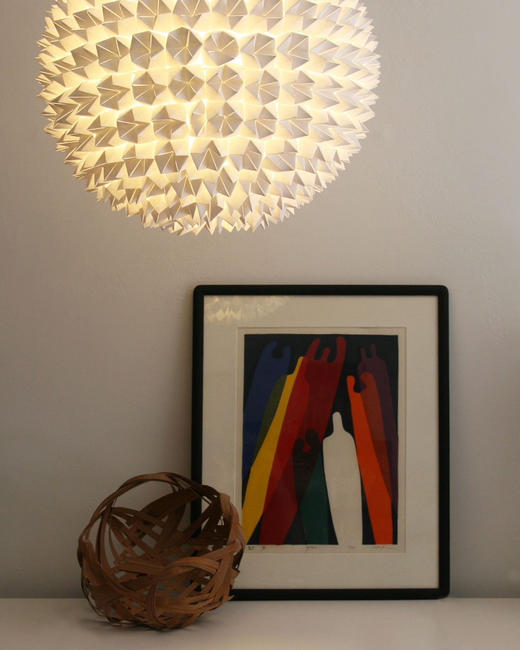Diy Pendant Lights Australia Faceted Pendant Lights The Large Sphere The 3 R S Blog