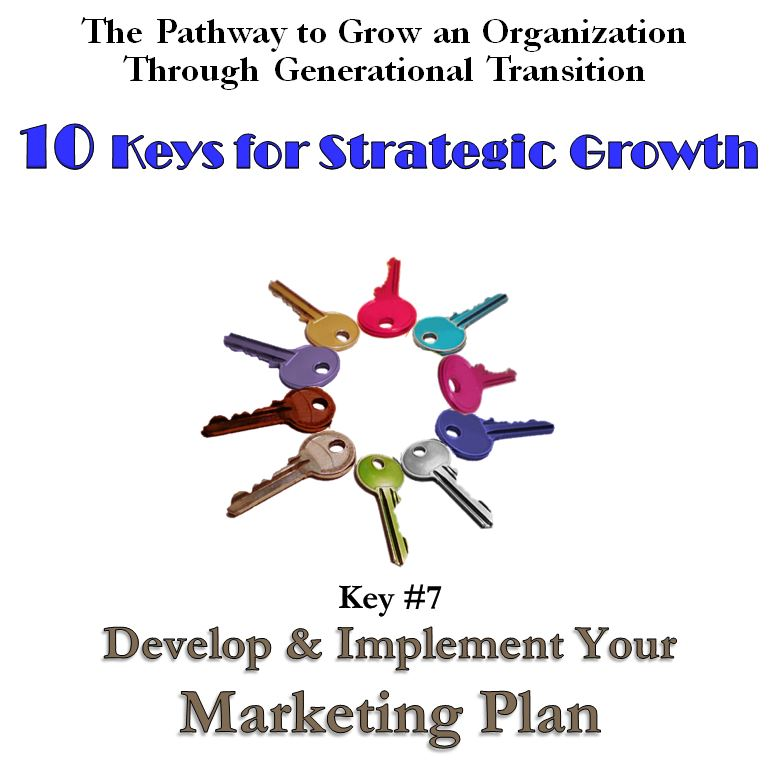 Develop  Implement Your Marketing Plan The 5 Generations