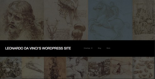 11 Gorgeous Wordpress Themes for Artist Websites - Online Marketing