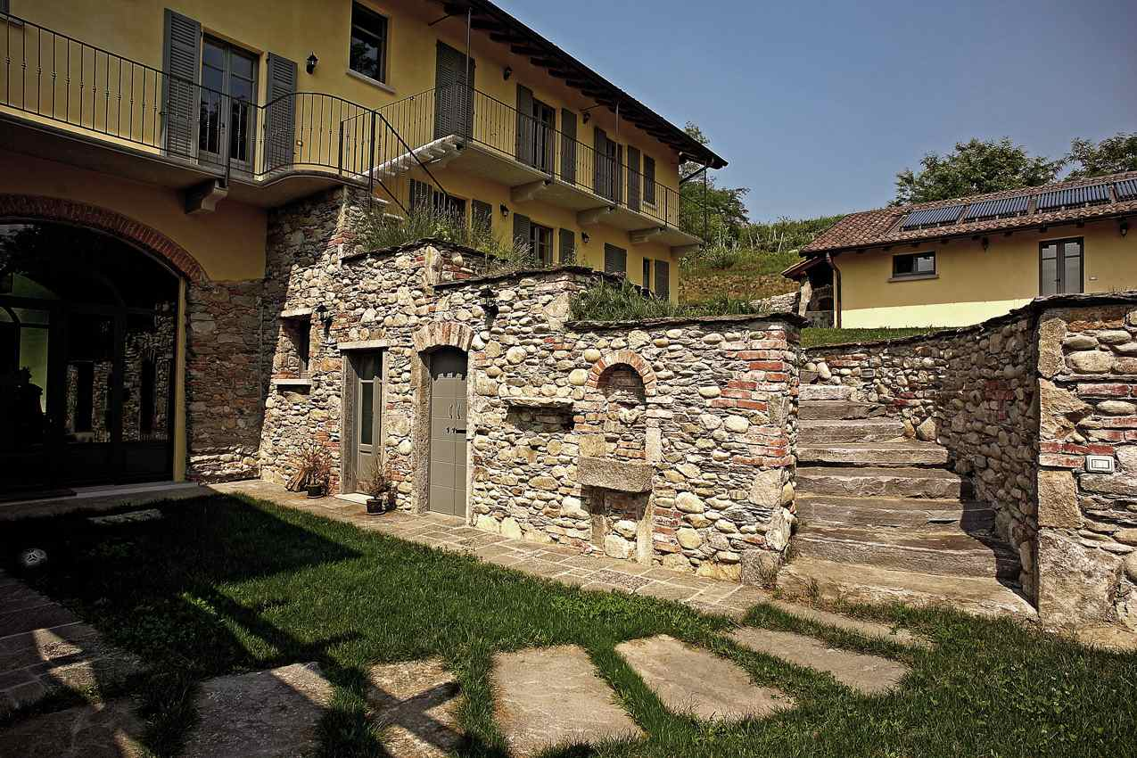 Italian Farmhouses For Sale Renovated Italian Farmhouse For Sale Near Lake Maggiore