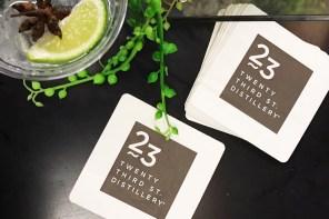 Bickford's 23rd Street Distillery Launch