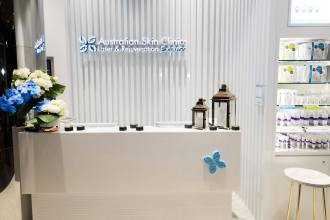 Australian Skin Clinics is located on the Ground Floor at Shop 1004 in the Westfield Marion Shopping Centre.