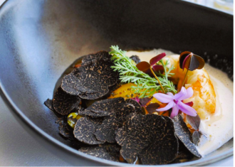 Truffles as showcased by The Lane, who will be serving up the decadent ingredient over five courses during Winter Reds Weekend