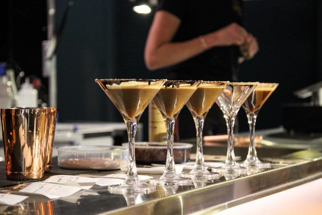 EM Espresso Martini Van