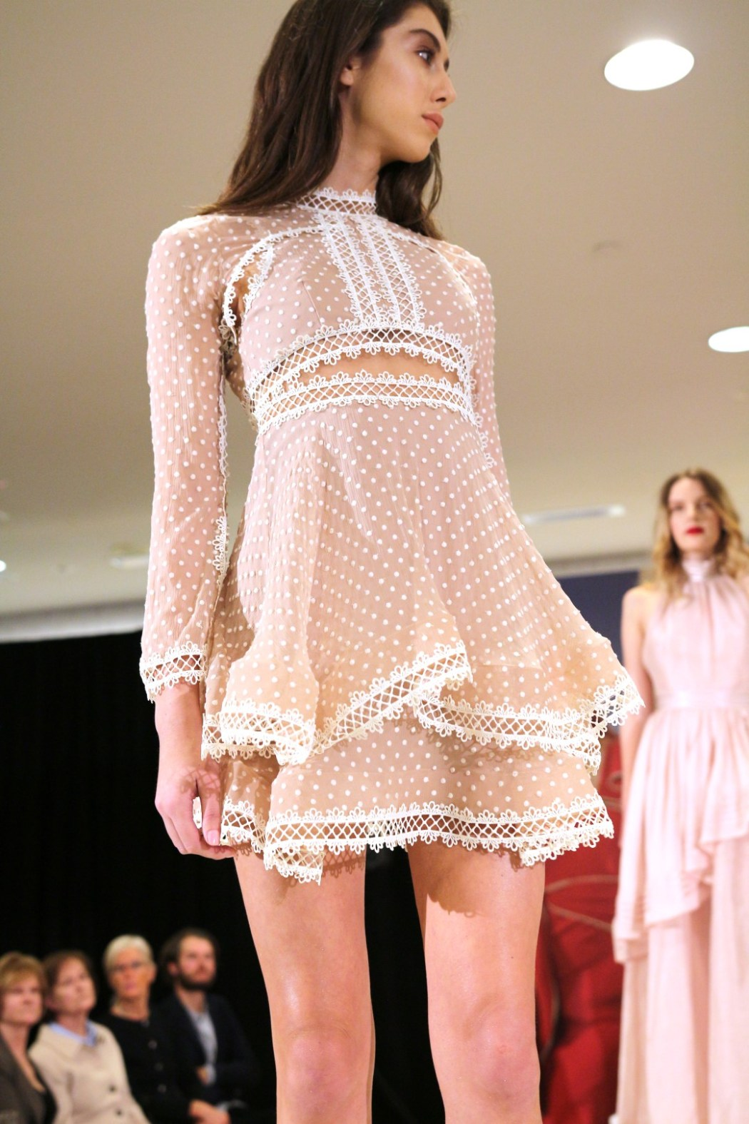 'The Tea Party Mini Dress' by Thurley