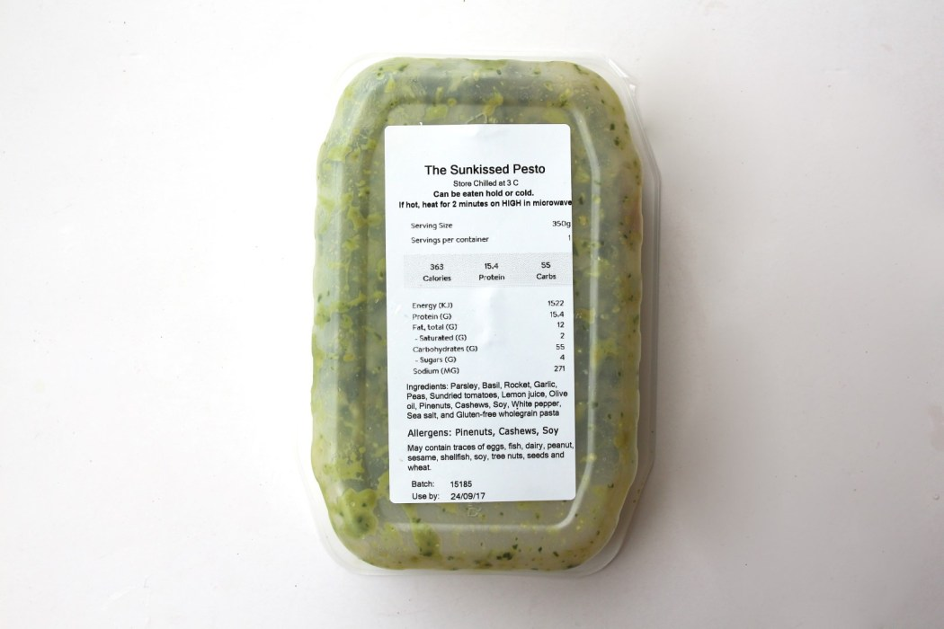 A fully transparent nutrition facts label to help you understand what you're putting in your body. Soulara