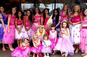Fairies of Glenelg bring the party to you