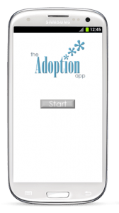 Open the Adoption App on Android