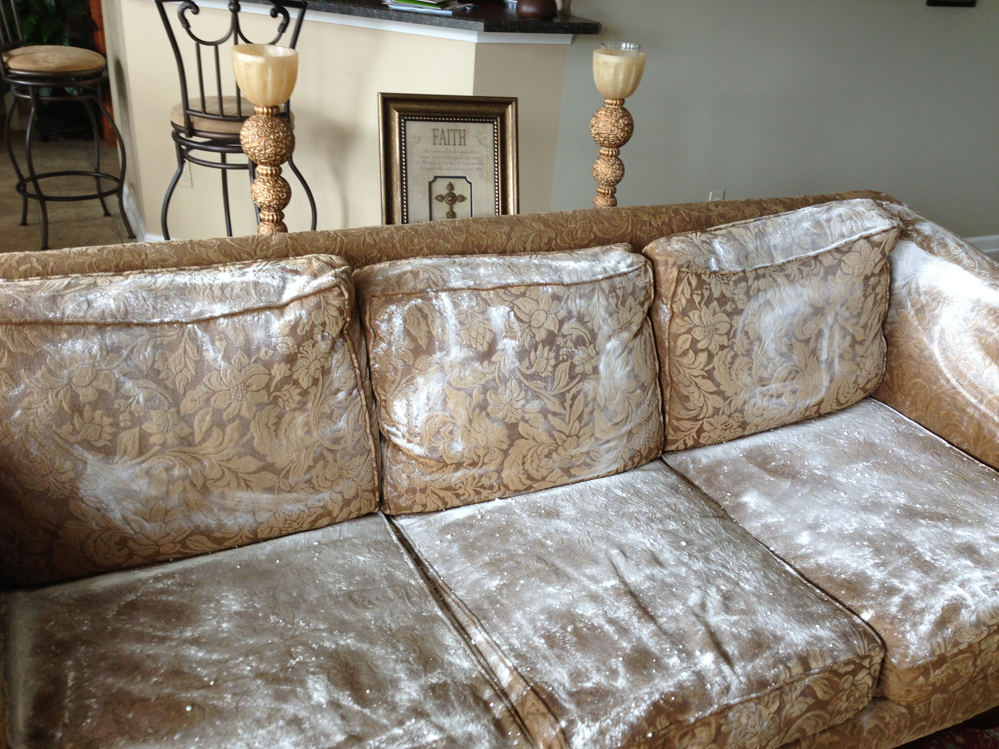 How To Clean Fabric Couch Remove Odors From Fabric Sofa Welcome To The Adored Home