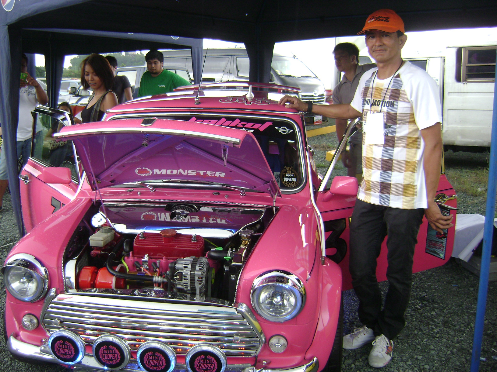 Mini Cooper S Owners Club R A C E 1st Car Show In Rizal Thecomputerpsychotic