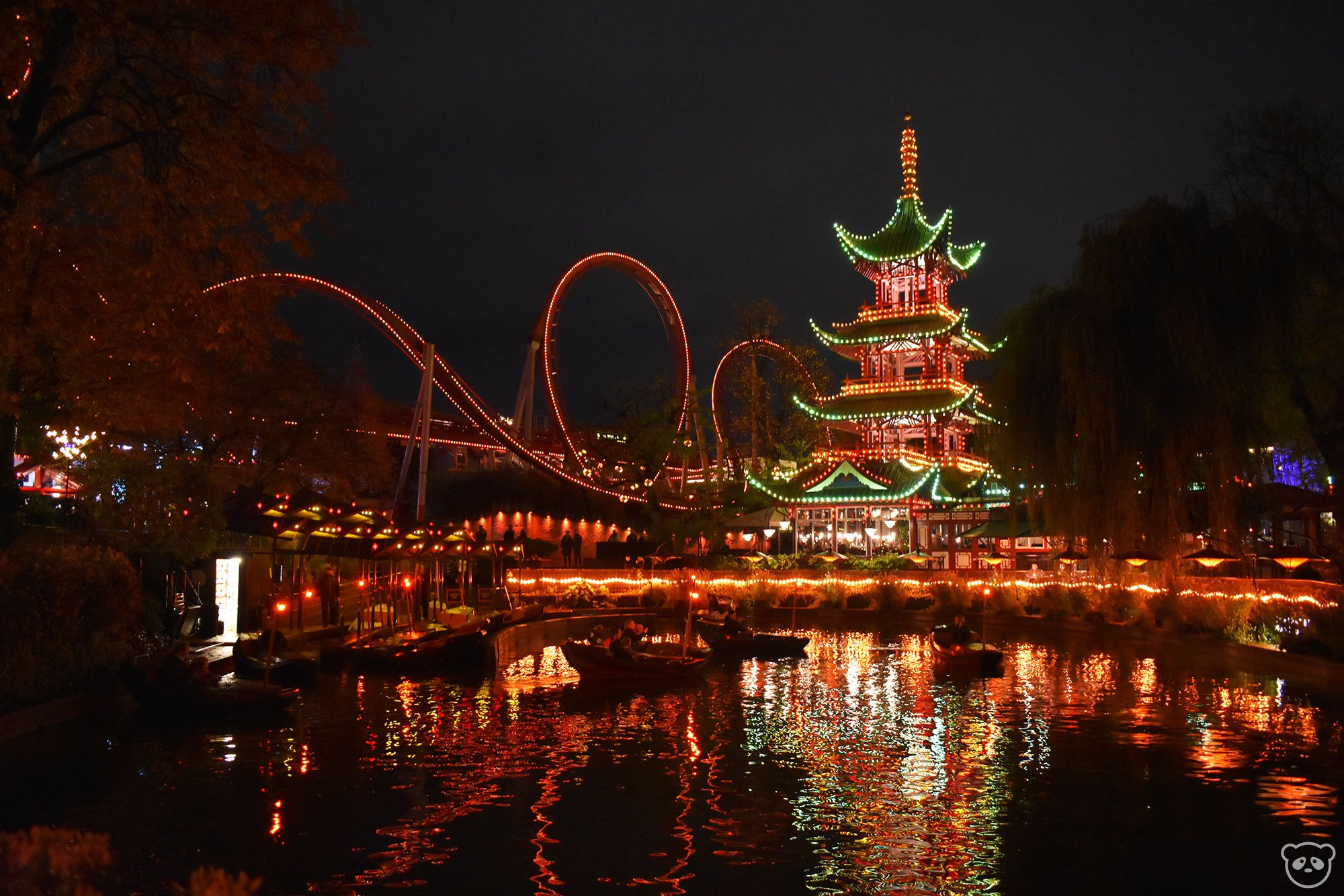 All About Tivoli Gardens In Copenhagen Explore The Inspiration Behind Disneyland The Adventures Of Panda Bear