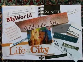 How Vision Boards Help You Achieve Your Goals