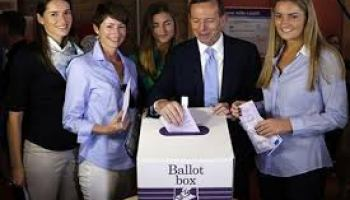Tony Abbott doesn't want another election