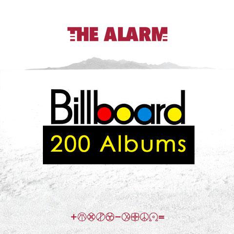 EQUALS puts The Alarm back on Billboard\u0027s US Album Chart \u2013 The Alarm