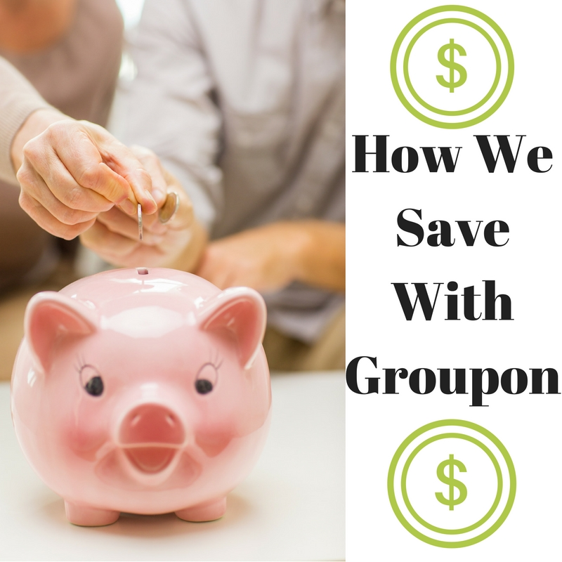How We Save With Groupon