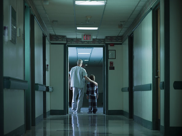 When a Parent Is Dying