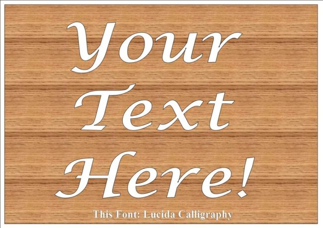 word custom template