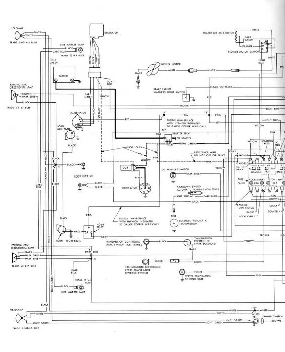 1969 amc amx wire diagram