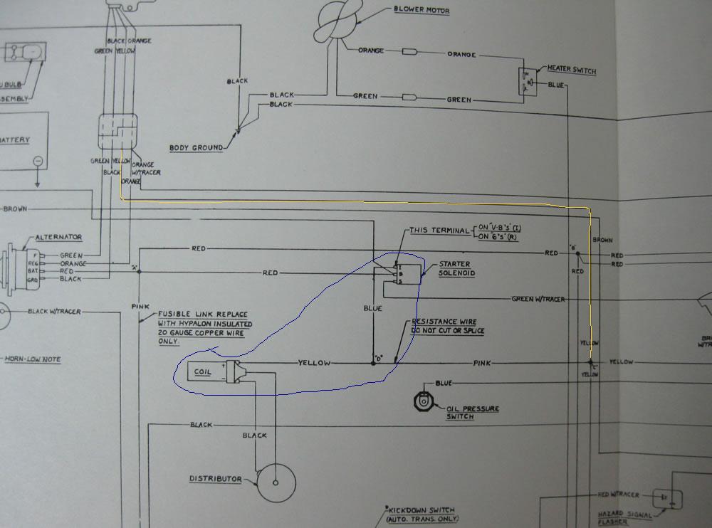 1974 Jav alternator wires - The AMC Forum - Page 1
