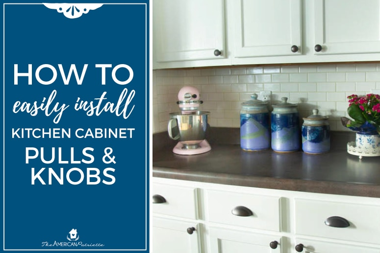 How To Install Kitchen Cabinet Hinges How To Easily Install Kitchen Cabinet Hardware - The